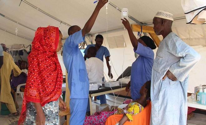 Nijerya'da kolera salgını