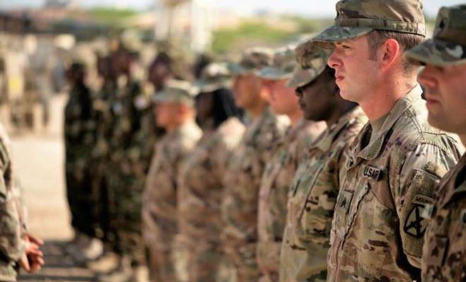 Emperyalist ABD'nin askerleri Somali'den tamamen çekildi