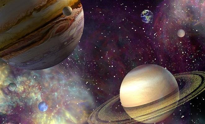 Jüpiter ve Satürn, 1226'dan bu yana ilk defa birleşecek