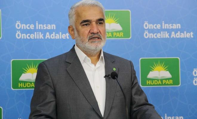 HÜDA PAR Genel Başkanı Yapıcıoğlu: İslam'a düşmanlık eden partilerle ittifak etmeyiz