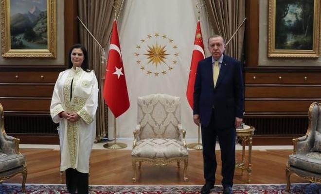 Erdoğan üç üniversitenin rektörünü kabul etti