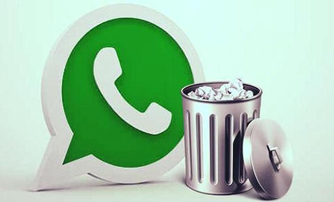 Kullanılmayan WhatsApp Hesabı Silinir mi?