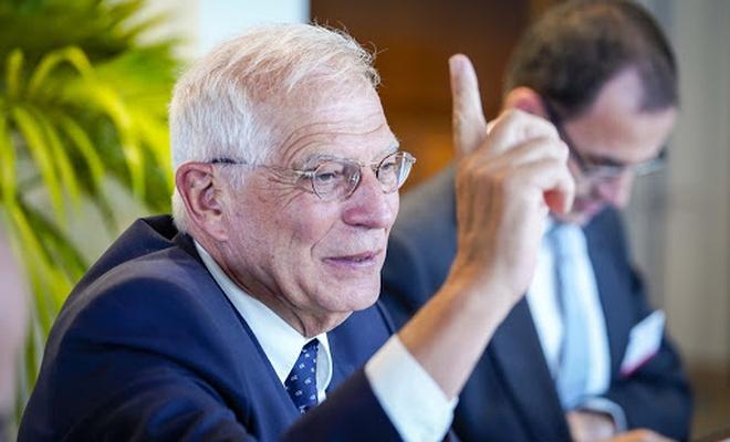"""Borrell: """"Kıbrıs sorunuyla ilgili olarak yakalanması gereken gerçek bir fırsat var"""""""