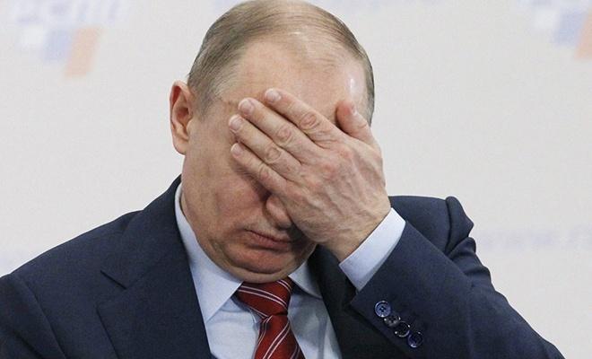 Putin'e duyulan güven reytingi, tarihin en düşük seviyesinde