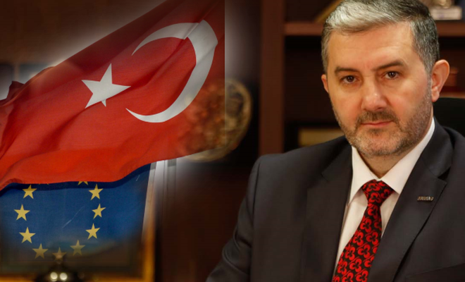 AB`nin Türkiye`ye ihtiyacı var