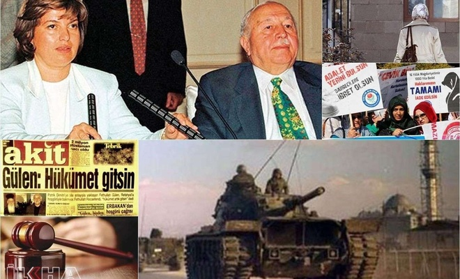 The anniversary of February 28, 1997 - Postmodern Coup