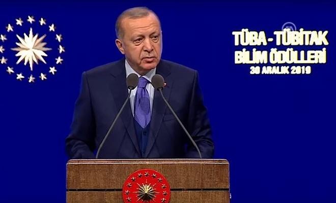 Erdoğan gündeme dair açıklamalarda bulundu