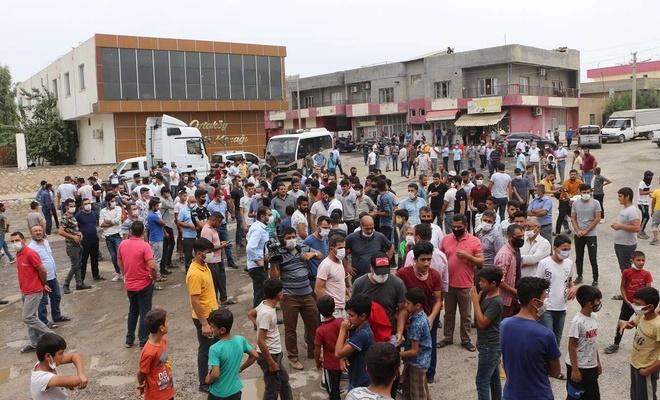 DEDAŞ protestosunu sürdüren Ortaköy halkı, biriken sorunlara dikkat çekti