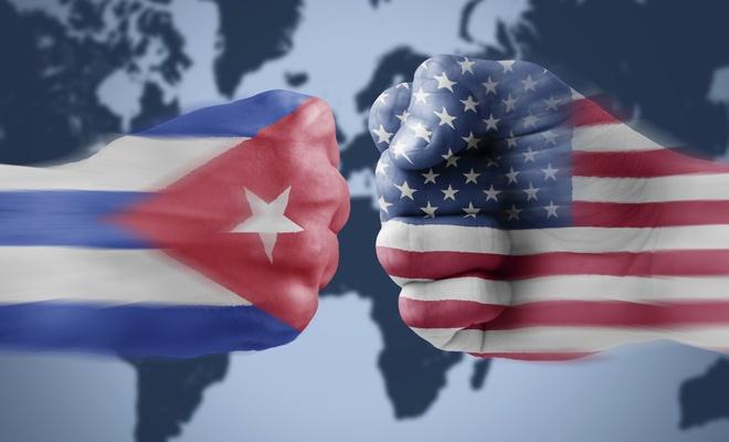 """Küba: """"ABD'nin Havana Büyükelçiliği bölücü"""""""