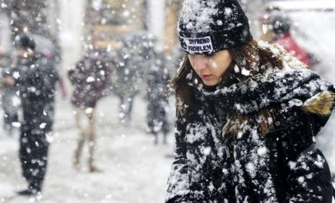 Kış iyice yüzünü gösteriyor! Meteoroloji il il kar ve fırtına uyarısında bulundu