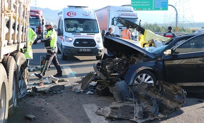 Yollar can almaya devam ediyor: 3 ölü, 1 yaralı