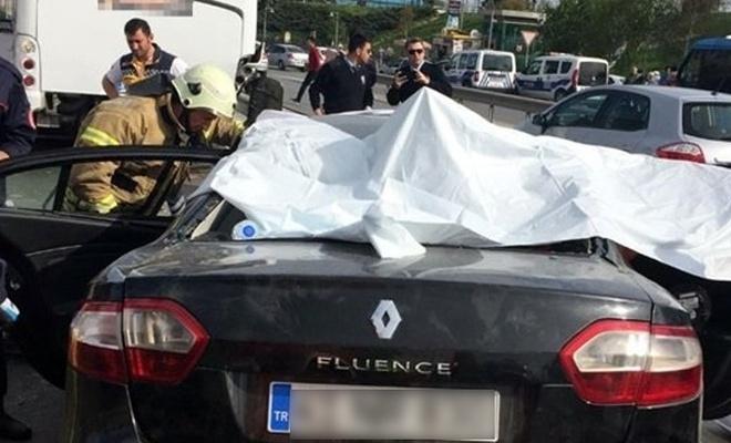 İstanbul Kartal`da kaza: 4 ölü