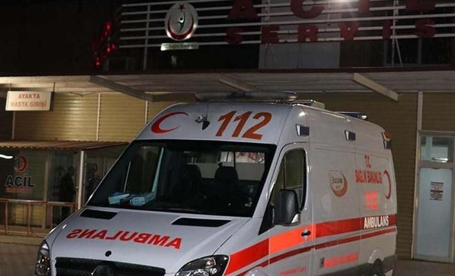 Kavga ihbarına giden polislere saldırı: 5 yaralı