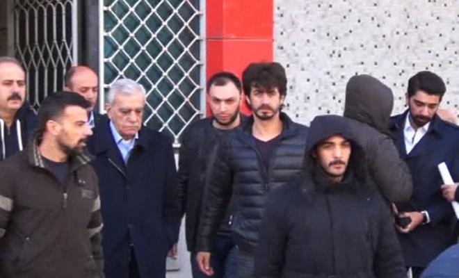 Ahmet Türk Silivri Cezaevi`ne gönderildi