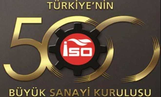 İSO İkinci 500'ün satışları arttı