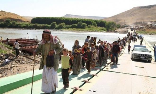 Suriye-Irak sınır kapısı açılıyor