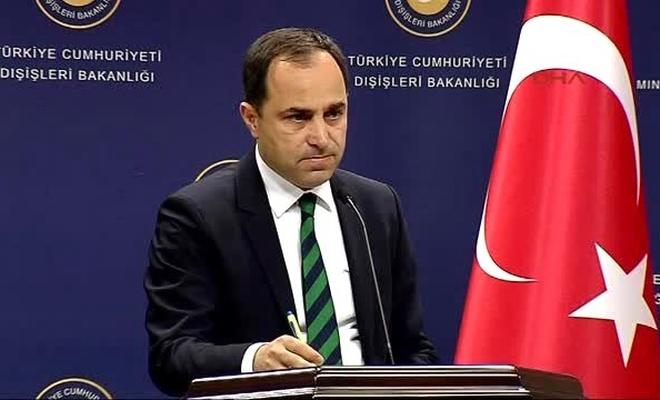Türkiye Avusturya'yı kınadı