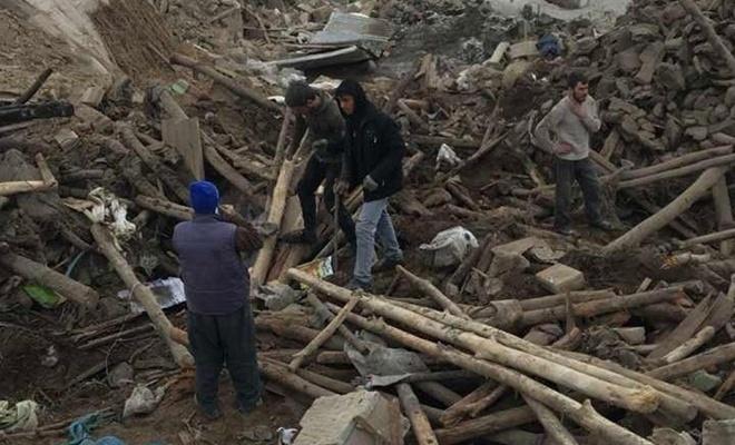 زلزال بلغ قوته إلى 4-4 على حدود إيران مع تركيا