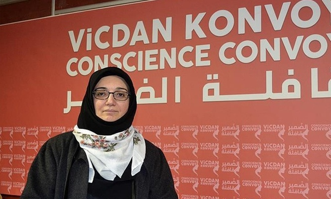 `Vicdan Konvoyu` Suriyeli kadınların `sessiz` çığlığı olacak