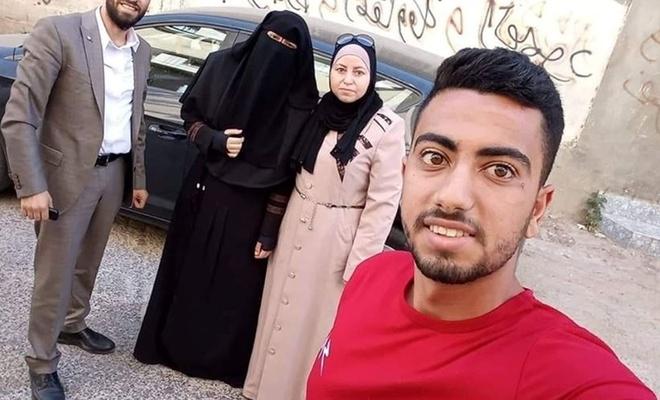 Kur'an öğretmeni Alâ Beşir özgürlüğüne kavuştu