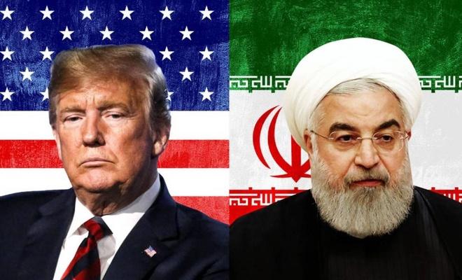 Trump'tan Ruhani ile görüşme konusunda açıklaması