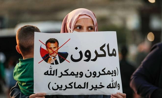 Fransa'ya karşı boykot hareketine Türkiye de çağrı yaptı