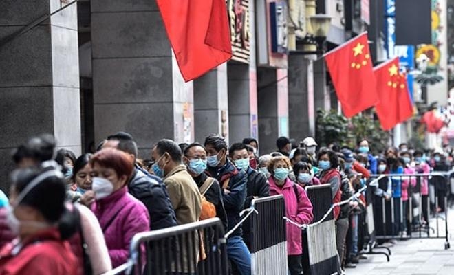 Çin'de ölenlerin sayısı 2 bin 120'ye çıktı