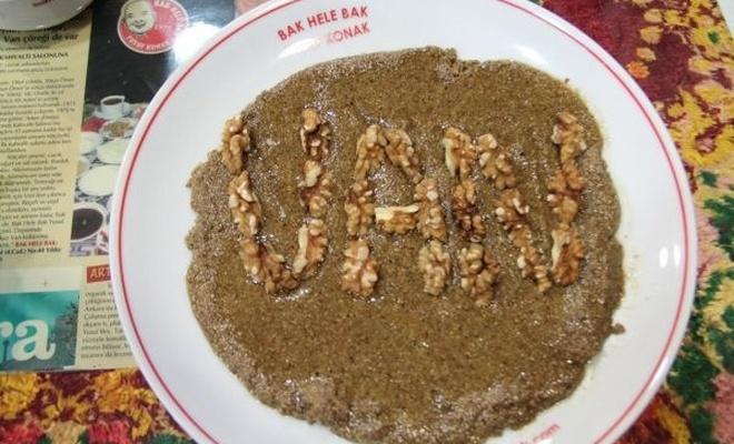 Van kahvaltısının önemli lezzeti `kavut` koruma altına alındı