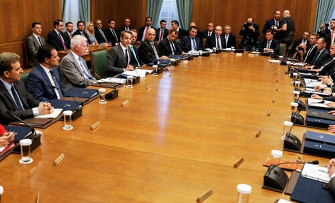 Miçotakis: Yunanistan'ın yönetim biçimini değiştireceğiz