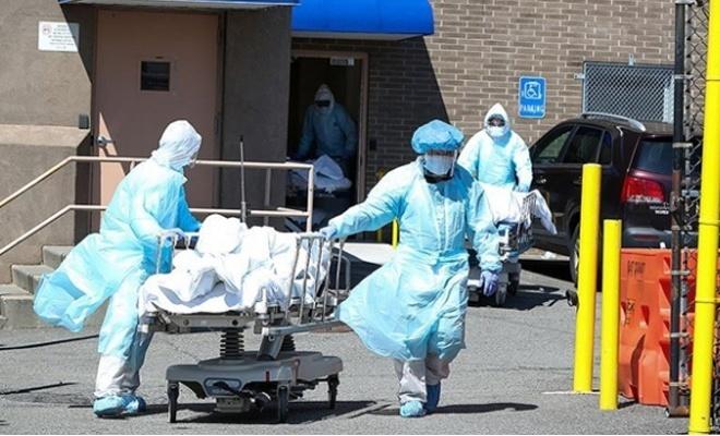 ABD'de Kovid-19 bağlantılı ölü sayısı 132 bin 331'e yükseldi