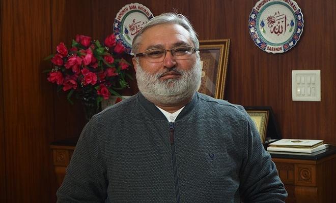 """İmam-ı Rabbani'nin torunu: """"İmam-ı Rabbani Türkiye'de hala yaşatılıyor"""""""