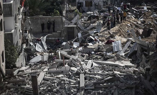 حملات هوایی اشغالگران ادامه دارد: شهدای جدیدی هستند