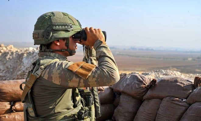 'Barış Pınarı Harekâtı' bölgesinde PKK/YPG saldırısı