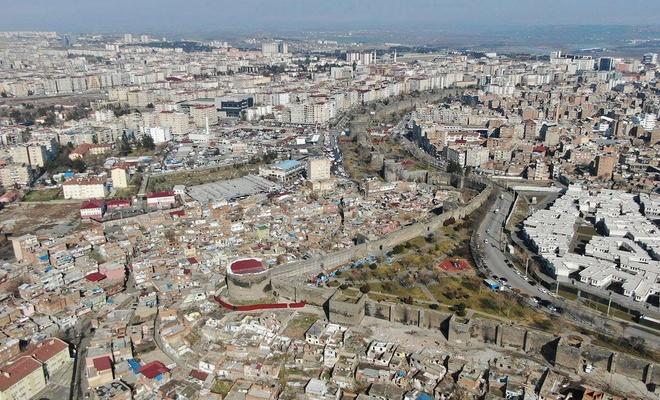 Diyarbakır'ın nüfusu arttı mı eksildi mi?