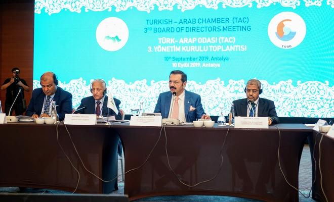 Arap Ligi ülkelerine yatırım daveti