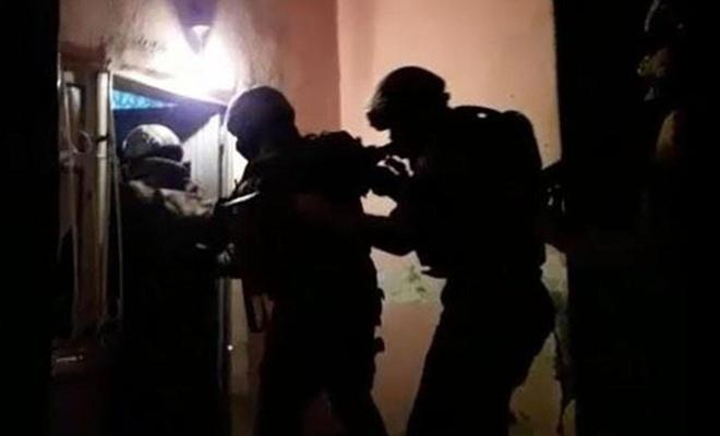 Çocukları dağa götürmek isteyen 8 PKK'li tutuklandı