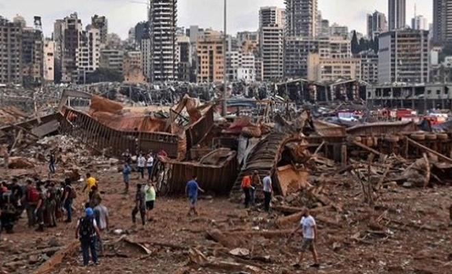 Beyrut Limanı'ndaki patlamayla ilgili cevap bekleyen sorular