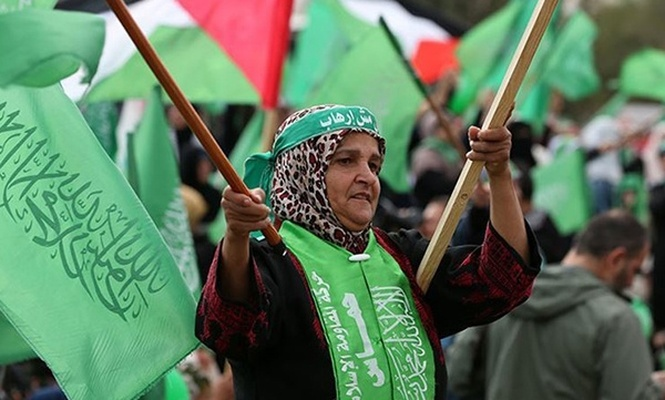Hamas: Mescid-i Aksa`ya dokunmayın!