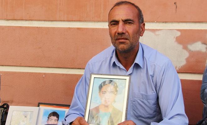 """""""Okutmak için gönderdiğim kızım PKK tarafından kaçırıldı"""""""
