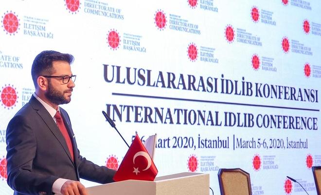 """İletişim Başkanlığı tarafından """"Uluslararası İdlib Konferansı"""" düzenlendi"""