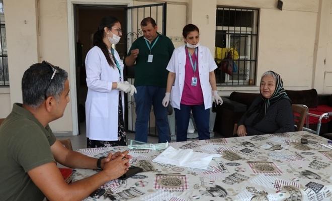 O hastalar için diş tedavisi evde yapılacak
