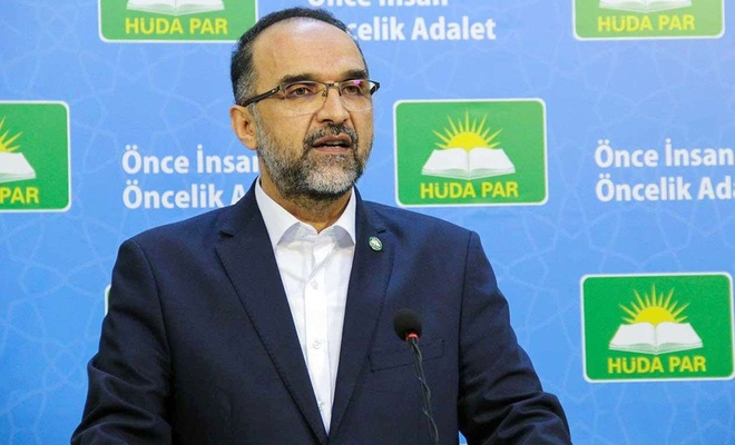 HÜDA PAR calls on Islamic countries to take action against China's persecution of Muslims