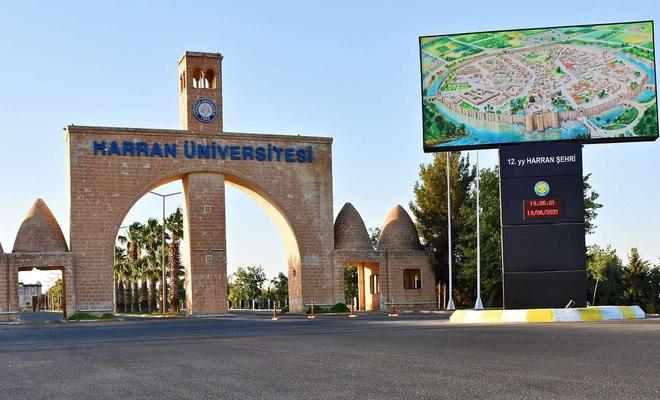 Şanlıurfa'da üniversite kampüsüne ek sefer düzenlenecek