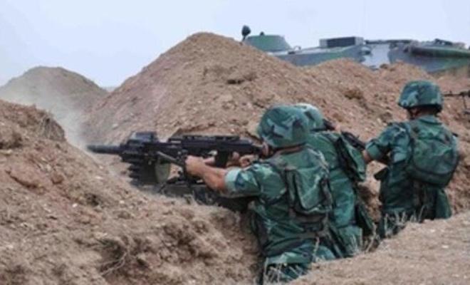 Ermenistan  ateşkesi bir kez daha ihlal etti