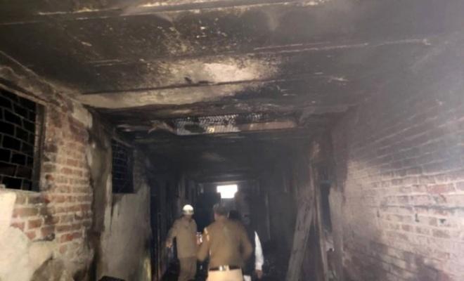 Hindistan'da fabrika yangını: Onlarca ölü var