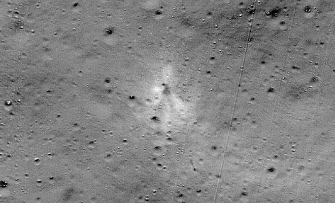 Ay'a inerken kaybolmuştu, bulundu