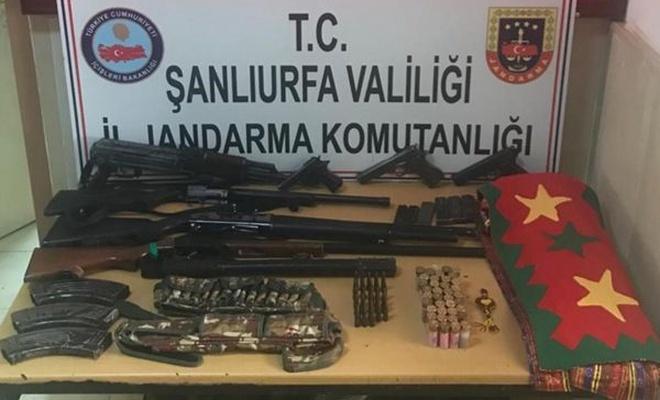 Şanlıurfa`da PKK operasyonu: 10 gözaltı