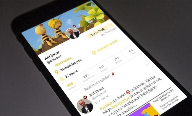 Yerli 'Yazbee' global sosyal medyaya rakip olacak