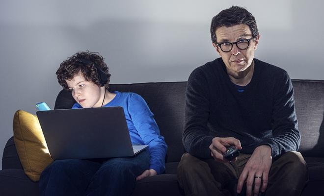 Aileler de teknolojiyi çocuklar kadar bilmeli!