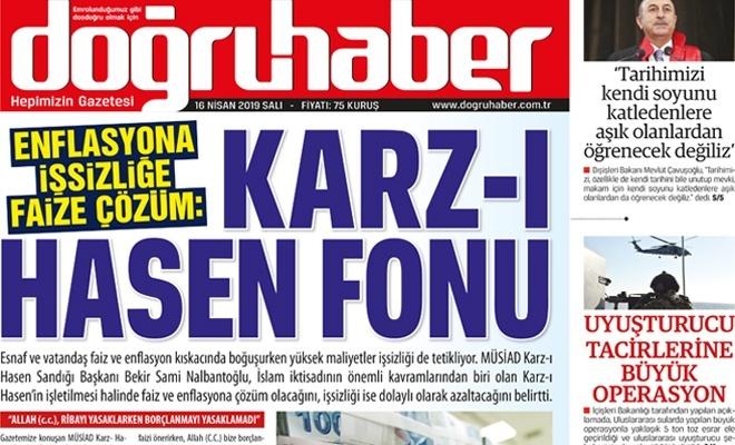 İşsizliğe, faize, enflasyona çözüm: KARZ-I HASEN FONU